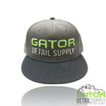 Gator detail supply hat with logo