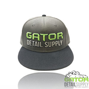 Gator detail supply hat with logo